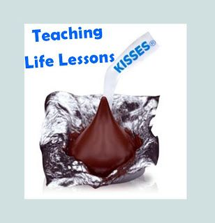 Teaching Life Lessons--Large Group/Whole School Activity (If you don't accept challenge you may miss the fun/sweet ending)