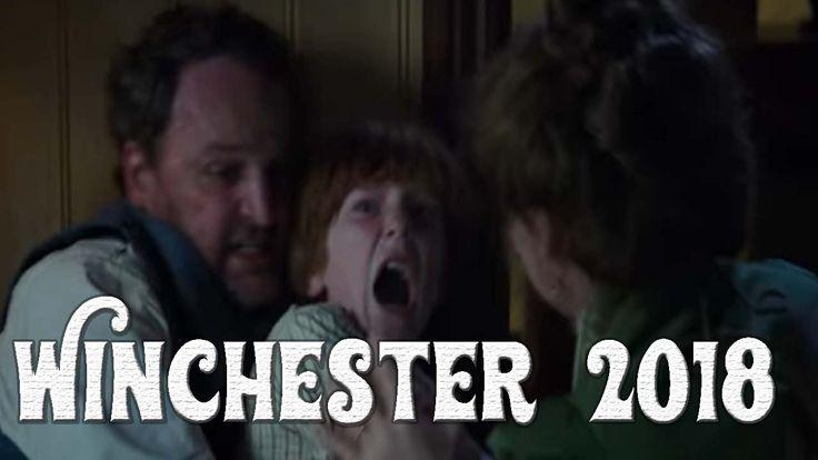 Hot movies Winchester 2018   Helen Mirren   Sarah Snook   Jason Clarke