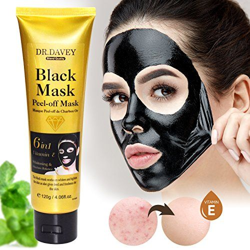 Essy Beauty Charcoal Blackhead Remover and Moisturizing Peel-off Black Mask-Deep Cleansing and Moisturizing (120 g)