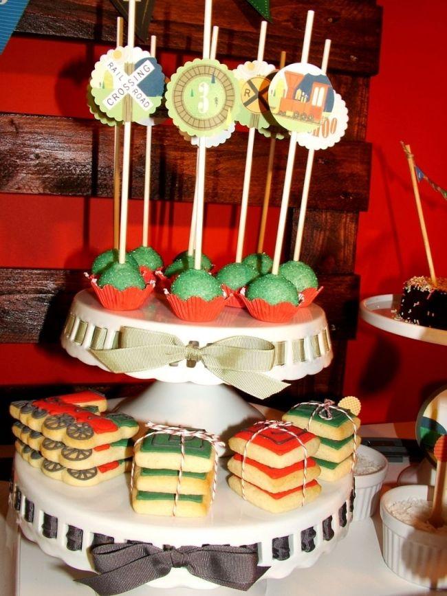 year birthday invitatiowordingiindiastyle%0A Vintage Train Birthday Party  Boy Bash