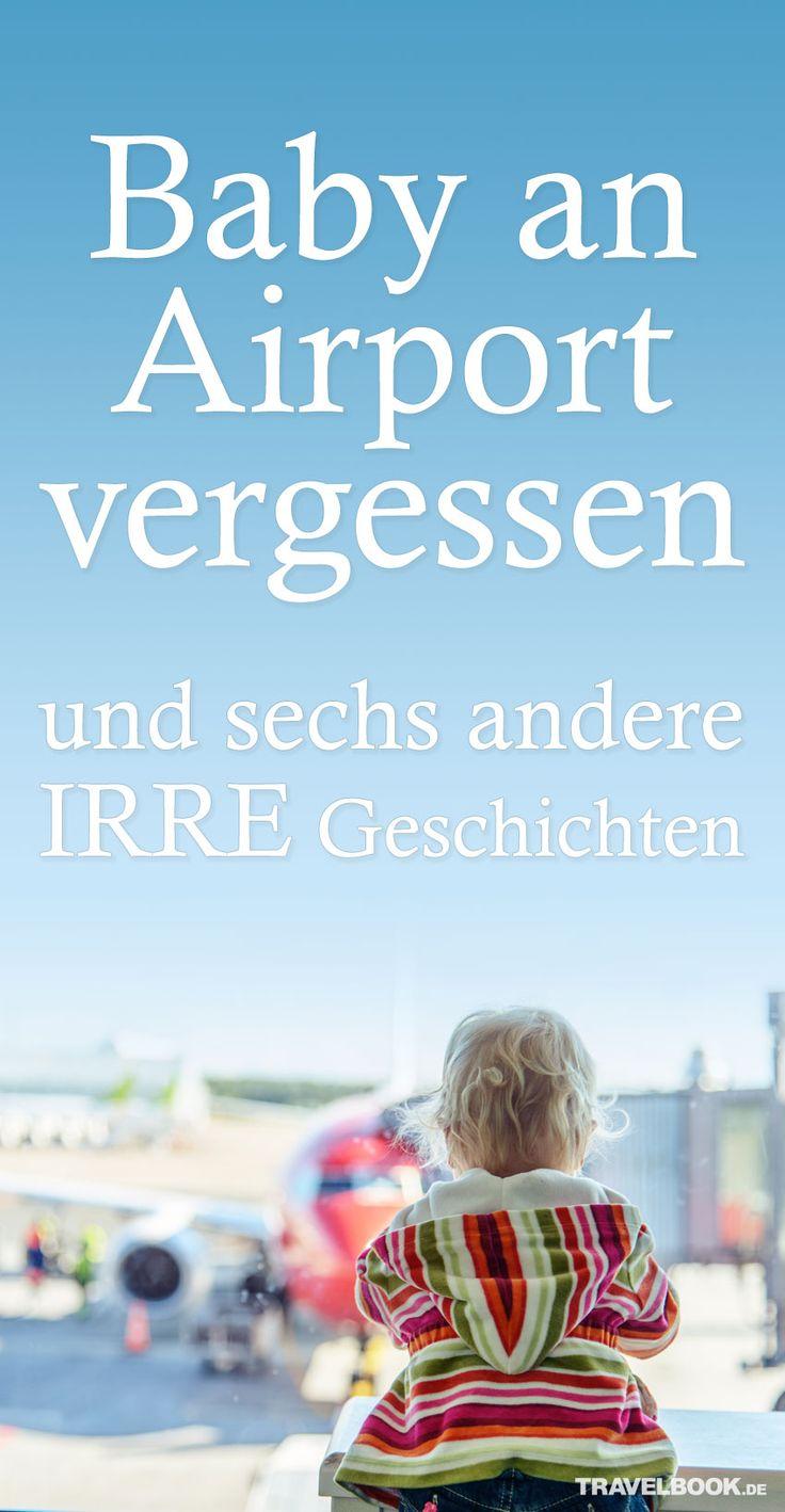 Unglaublich, aber wahr: Ein Paar vergaß sein Baby am Airport und flog davon. Diese und 6 weitere verrückte Geschichten vom Last-Minute-Schalter: http://www.travelbook.de/deutschland/Baby-vergessen-Verrueckte-Geschichten-vom-Last-Minute-Schalter-618691.html