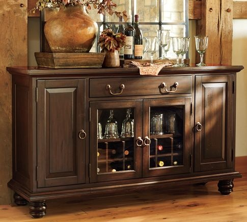 Pottery Barn Hayden Buffet For Kitchen
