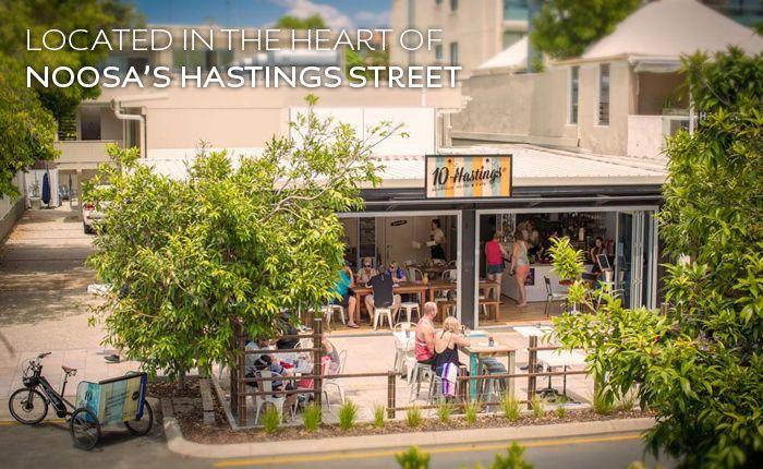10 Hastings Street Boutique Motel Boutique Motel & Café www.10hastingsstreet.com.au #10 Hastings St, Noosa Heads 0754553350 #noosa #weddings