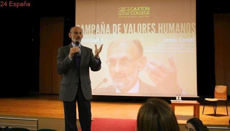 Jesús Conill, catedrático de filosofía moral de la UV: «Los valores nos ayudan a vivir mejor»