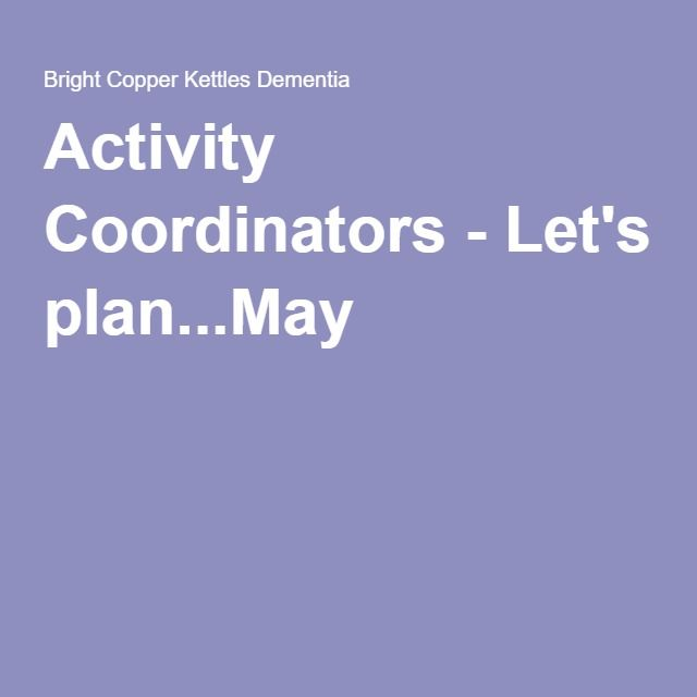 36 best Other Activity Calendars images on Pinterest Assisted - nursing home activity ideas
