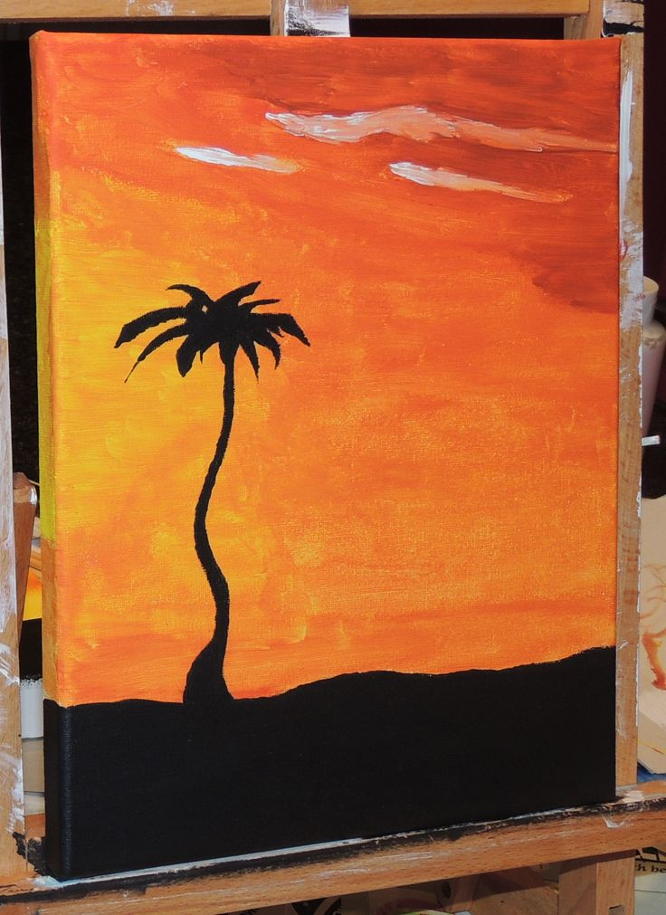 """""""woestijnzicht"""" in het echt nog warmere kleuren. mooie zonsondergang in de woestijn.  €25, contact me"""