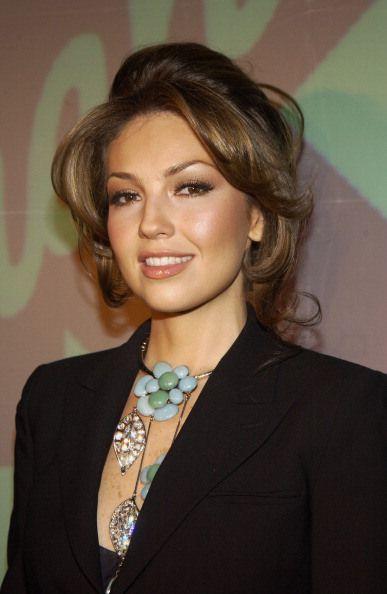 Thalia siempre bella