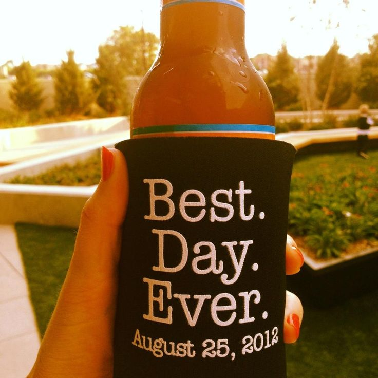 longest day ever?  coozie