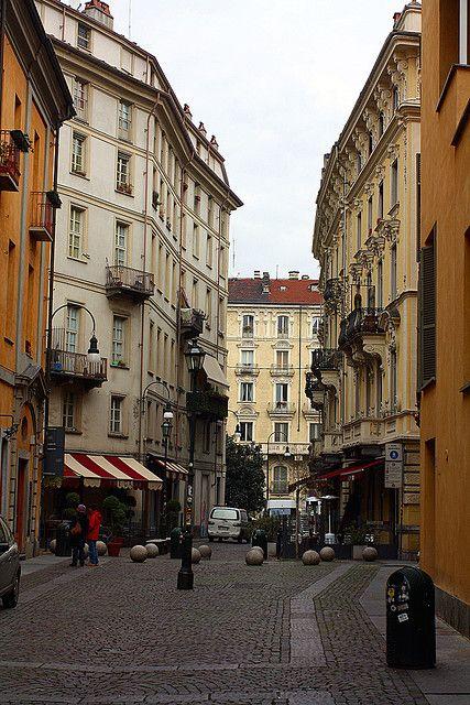 Via Sant'Agostino, Turin, Italy