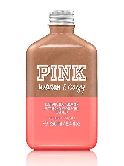4ed0d4d457 Warm   Cozy Luminous Body Bronzer - PINK - Victoria s Secret