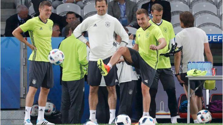 Unsere Aufstellung fürs Ukraine-Spiel | Götze spielt, Gomez auf der Bank - Fussball - Bild.de