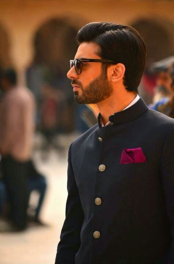 The dashing Fawad Khan