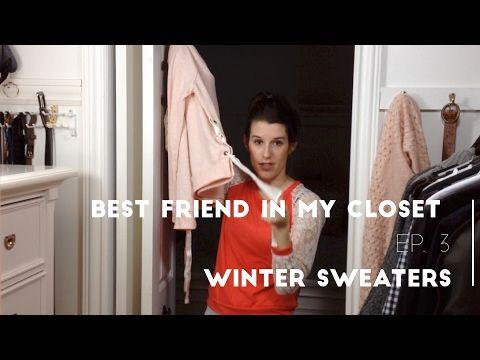 Winter Sweaters | Best Friend in my Closet - YouTube