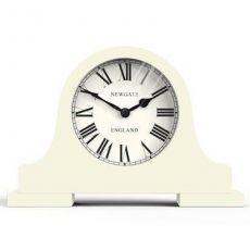 Newgate The Mantlepiece Satin Cream Mantel Clock