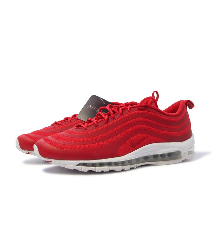 Nike Air Max 97 CVS: Red/White