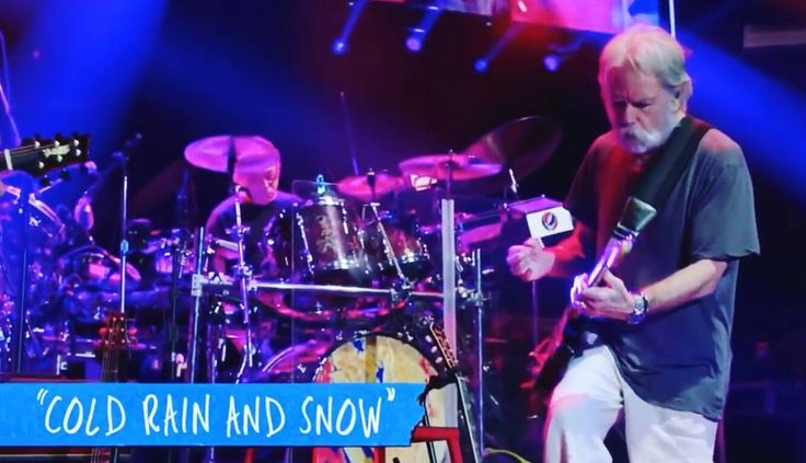 """Compare """"Cold Rain and Snow""""  What's your favorite version?  Please share it in the comments!  Grateful Dead  Dead and Company  Phil Lesh and Friends  RatDog  Dark Star Orchestra  http://ift.tt/2iRWjxp"""