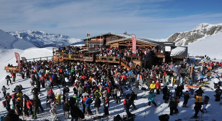 Le Pano Bar, Les Deux-Alpes