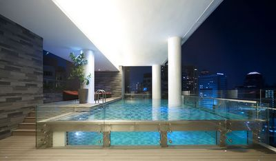 Piscinas internas minimalistas piscinas minimalistas y for Piscinas minimalistas
