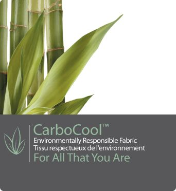 Apparel made from bamboo! Carbocool™ | AUR Golf