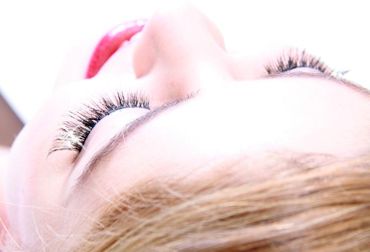 Kissed Eyelashes