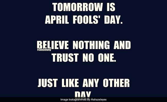 Best 25+ April Fool Quotes Ideas On Pinterest