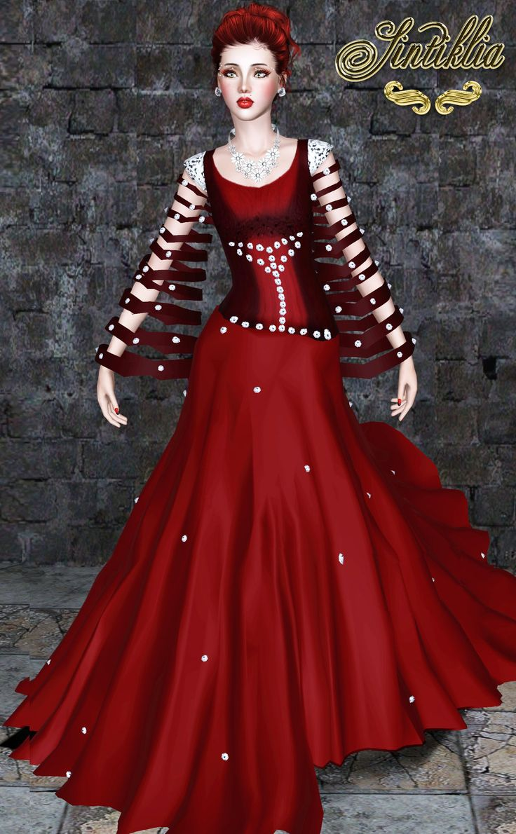 red queen dresses - Google Search