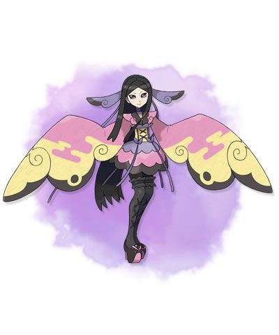 Gym Leader 6 valerie (fairy type)