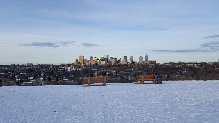 Good morning Edmonton!
