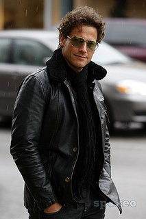 Ioan Gruffudd; pronounced 'yo un griffith' according to my UK friends
