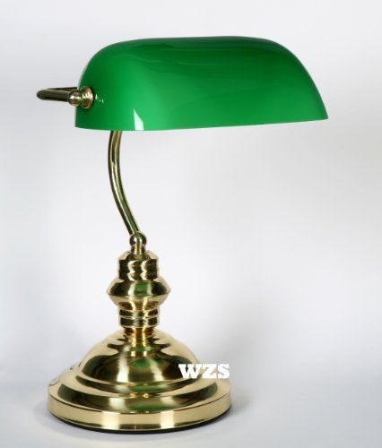 50 best Vintage banklamper images on Pinterest | Bankers lamp ...