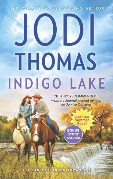Indigo Lake: A Small-Town Texas Cowboy Romance Winter's Camp