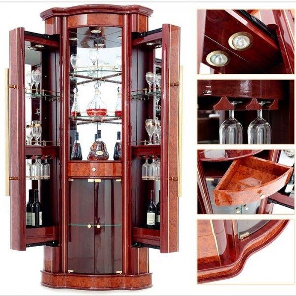 Home Bars Maple Corner 816 B Bar Cabinet Bars For Home Home Bar Decor