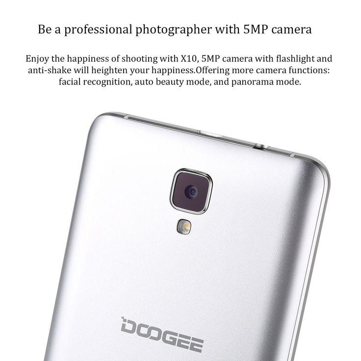 Smarthphone DOOGEE X10, Teléfono Móvil Libre y sin Bloqueo de SIM: Amazon.es: Electrónica