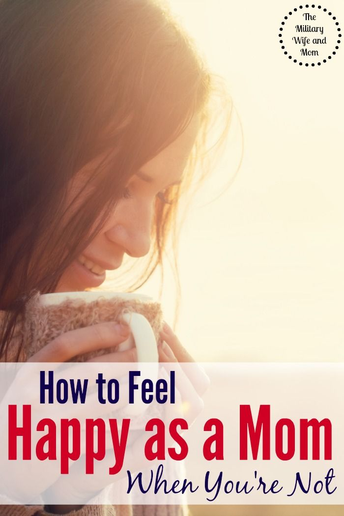 Ever feel unhappy as a mom? Here are 4 amazing ways to feel more fulfilled and become a happy mom again!