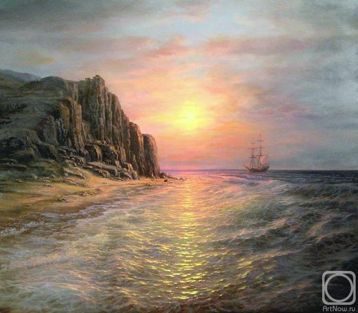 Панин Сергей. Море и солнце