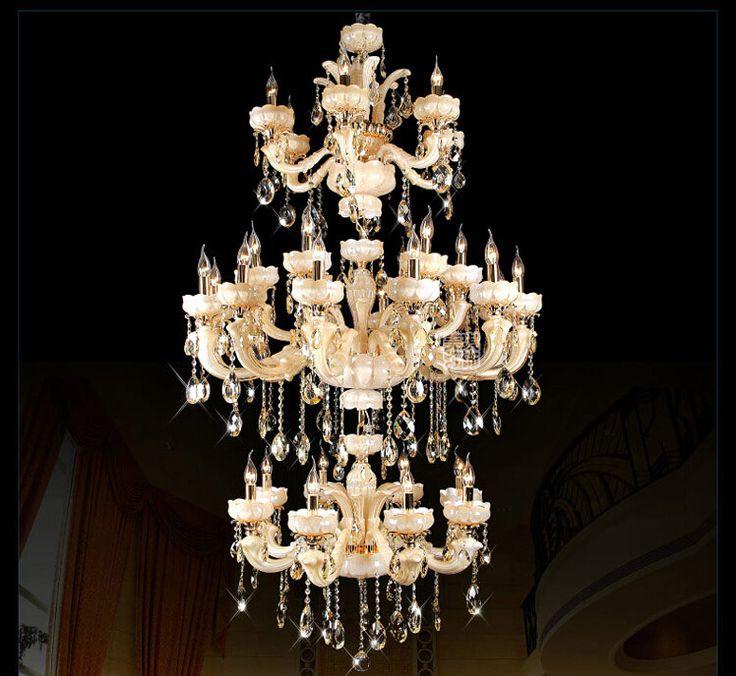 Inspirational Crystal Hall Lights