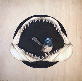 Jaws is a view of natures beauty versus its harsh reality of life and death.