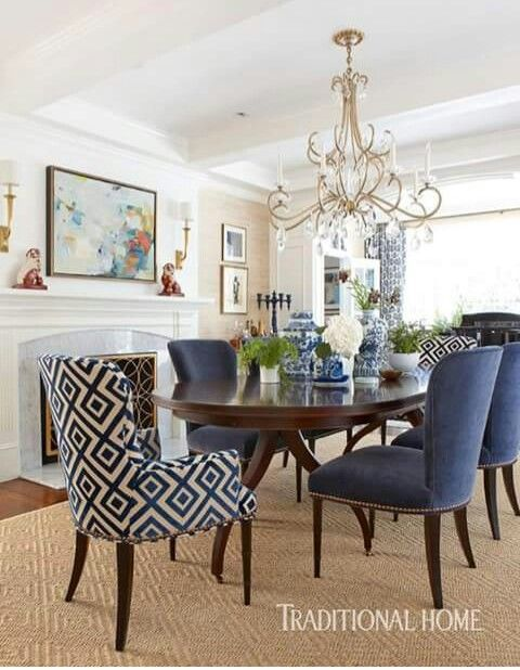 Beautiful dining room decor ideas pinterest for Beautiful dining area