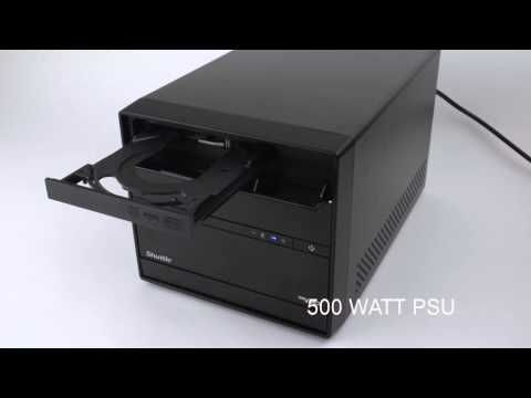 High spec Core i7 Shuttle SZ77R5 PC - Available to rent from Rent IT