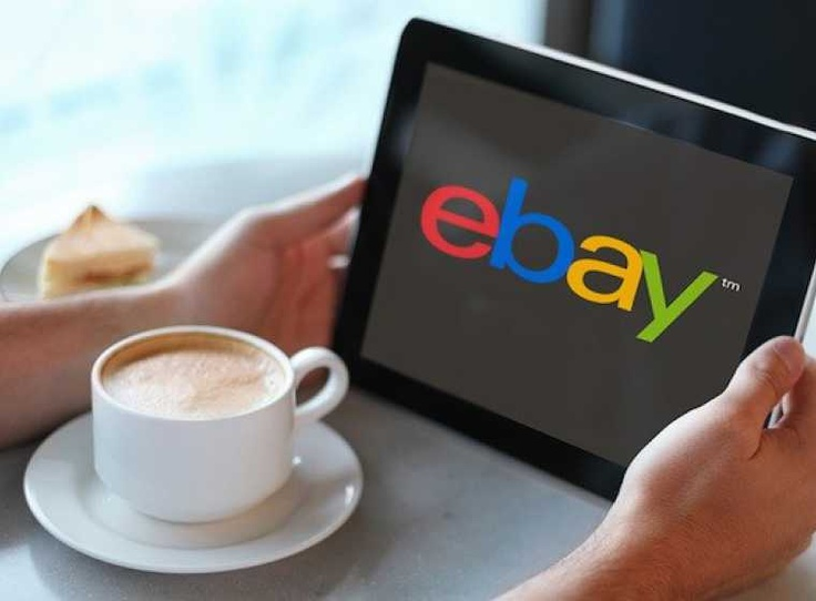 Sell to the world with ebay!