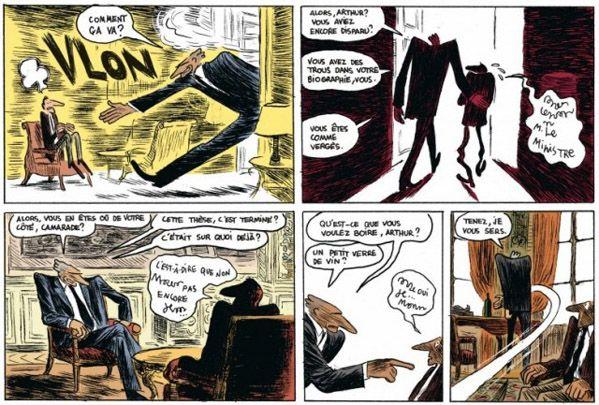 Antonin Baudry est un polytechnicien et un normalien Son expérience comme conseiller auprès d'un ministre des Affaires étrangères, Dominique de Villepin, sous la présidence de Jacques Chirac, lui a notamment servi pour écrire sous le pseudonyme d'Abel Lanzac, le script d'une bande dessinée publiée en 2011 sous le titre « Quai d'Orsay ». La B.D ultérieurement servit à Bernard Tavernier pour la réalisation d'un film en 2012. JPEG - 152.7ko