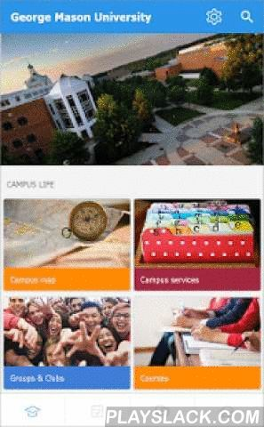 GMU Student Involvement  Android App - playslack.com ,  OSI is the official campus app for current George Mason University Student Involvement students. Access your George Mason University Student Involvement news, events, calendars, clubs, social media, maps and more. Stay organized with your classes and assignments through the timetable. Connect with the campus community through the campus feed.Features to help you with your student life + Classes - Manage your classes, create to-dos &amp…