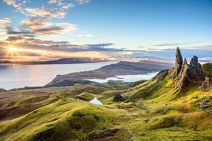 Isle of Skye #skottland #isleofskye #travel #resa #semester