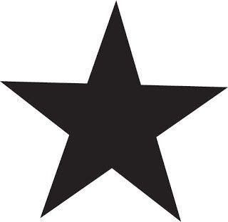 Barn Star SVG