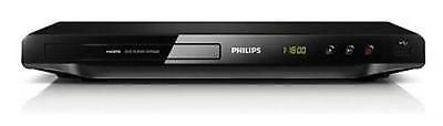 DVD and Blu-ray Players: Philips Dvp-3680 All Multi Region Zone Free Pal/Ntsc Dvd Player Hdmi 1080 (Blac BUY IT NOW ONLY: $72.99