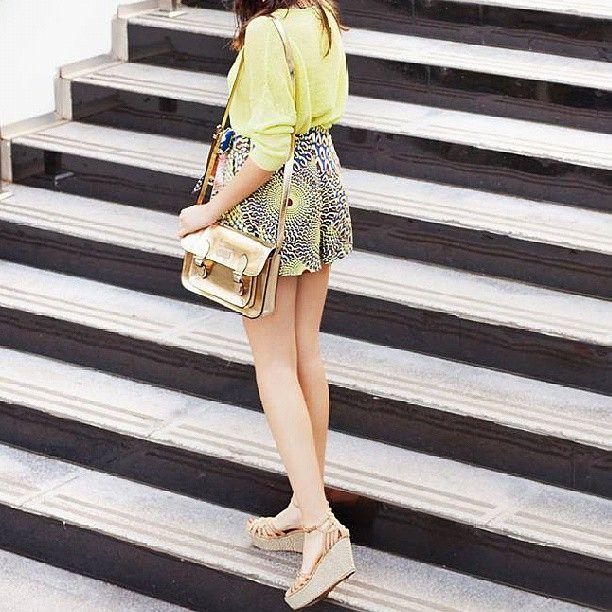 Street Style SS13 Lucia Ramos