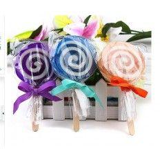 Lollipop Wedding Favour Soap