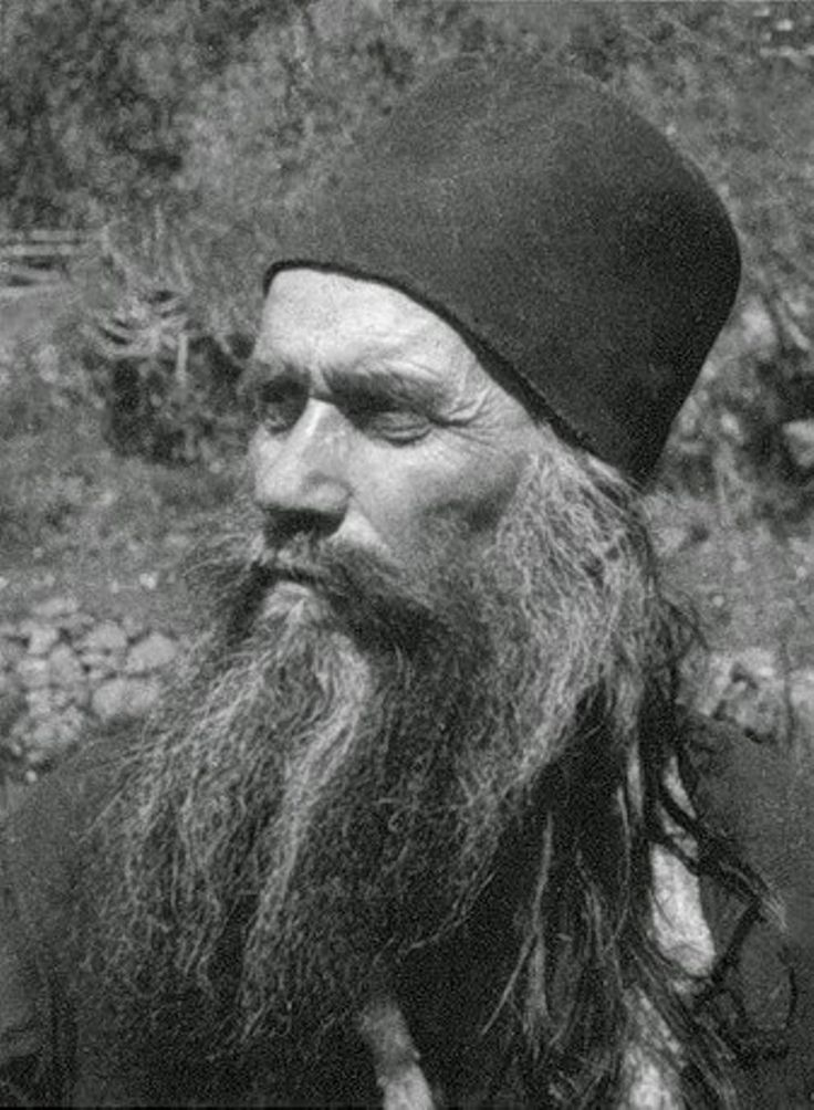 "St. Silouan the Athonite was a monk of the early 20th century at the Monastery of St. Panteleimon known for his wise counsel. An ardent ascetic, he received the grace of unceasing prayer and saw Christ in a vision. After long years of spiritual trial, he acquired great humility & inner stillness. He prayed and wept for the whole world as for himself, and he put the highest value on love for enemies. Thomas Merton,a Catholic monk, described Silouan as ""the most authentic monk in the 20th…"
