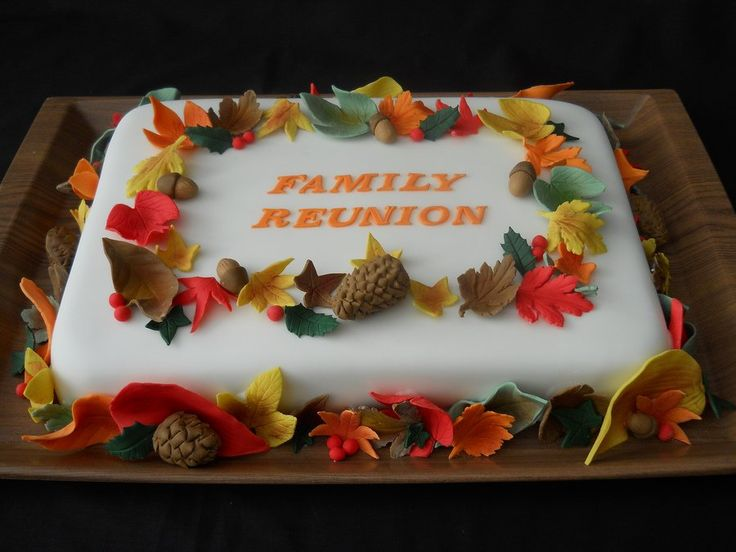 Best 25 Family Reunion Cakes Ideas On Pinterest Family