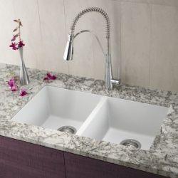 Silk Silgranit Blanco Sink